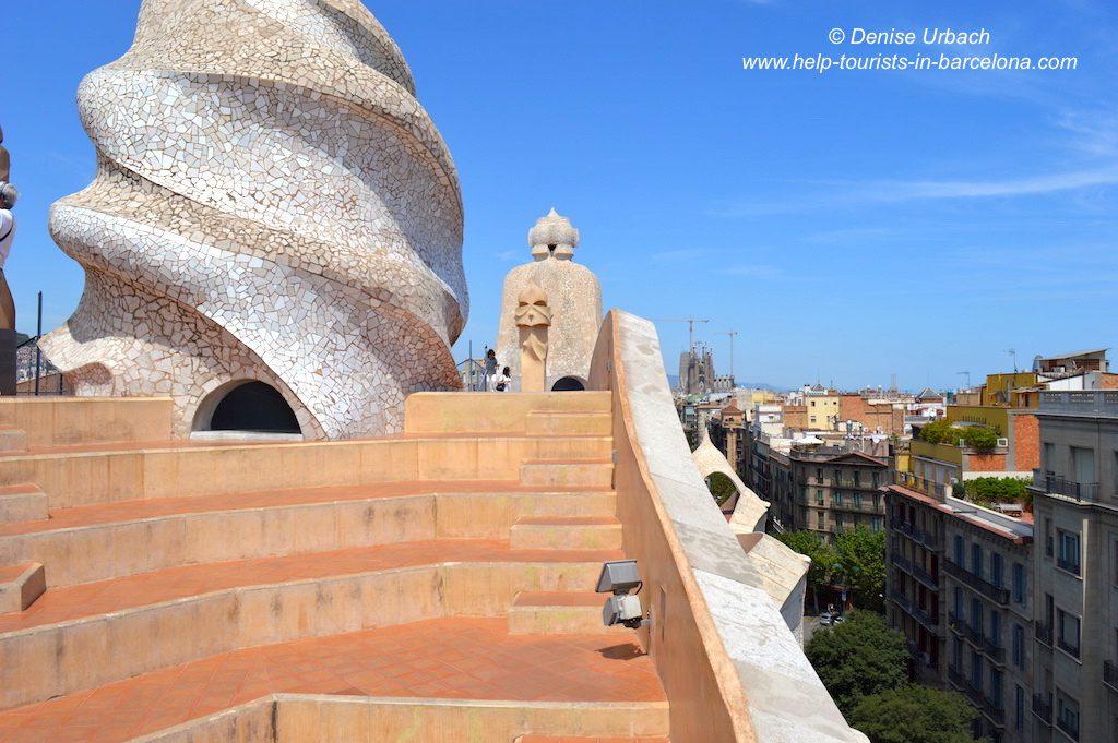 Barcelona Besuch Casa Mila
