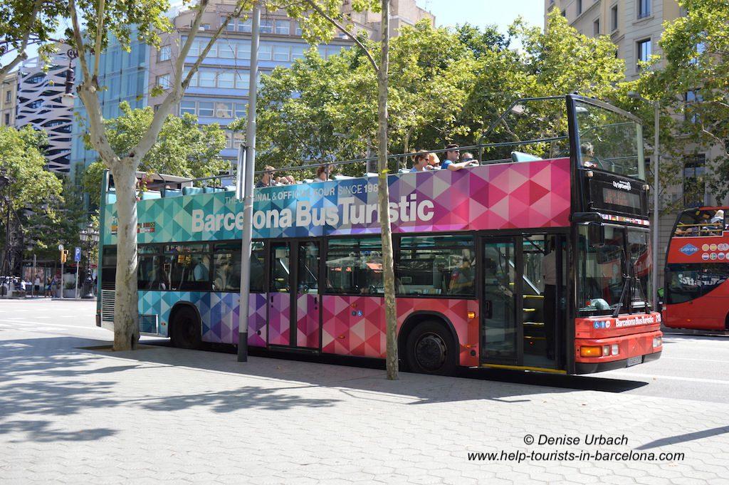 Barcelona Bus Turistic Hop on Hop off