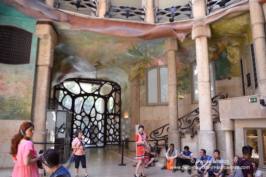 Casa Mila Barcelona