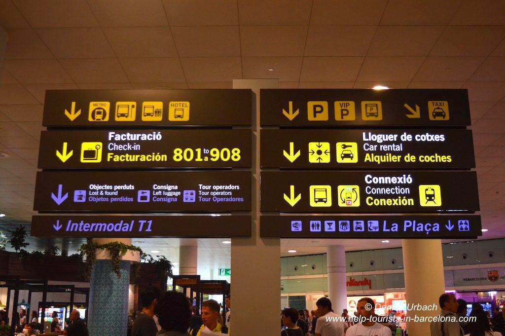 Flughafentransfer Flughafen El Prat Barcelona