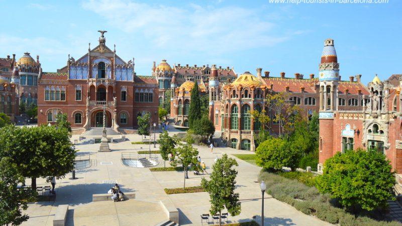 Hospital de Sant Pau Barcelona: Eintritt, Tickets, Öffnungszeiten, Touren