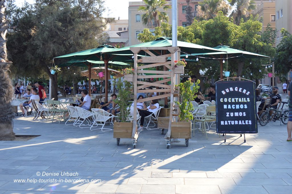 Restaurant Hafen Barcelona
