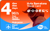 hola-barcelona-travel-card 4 Tage