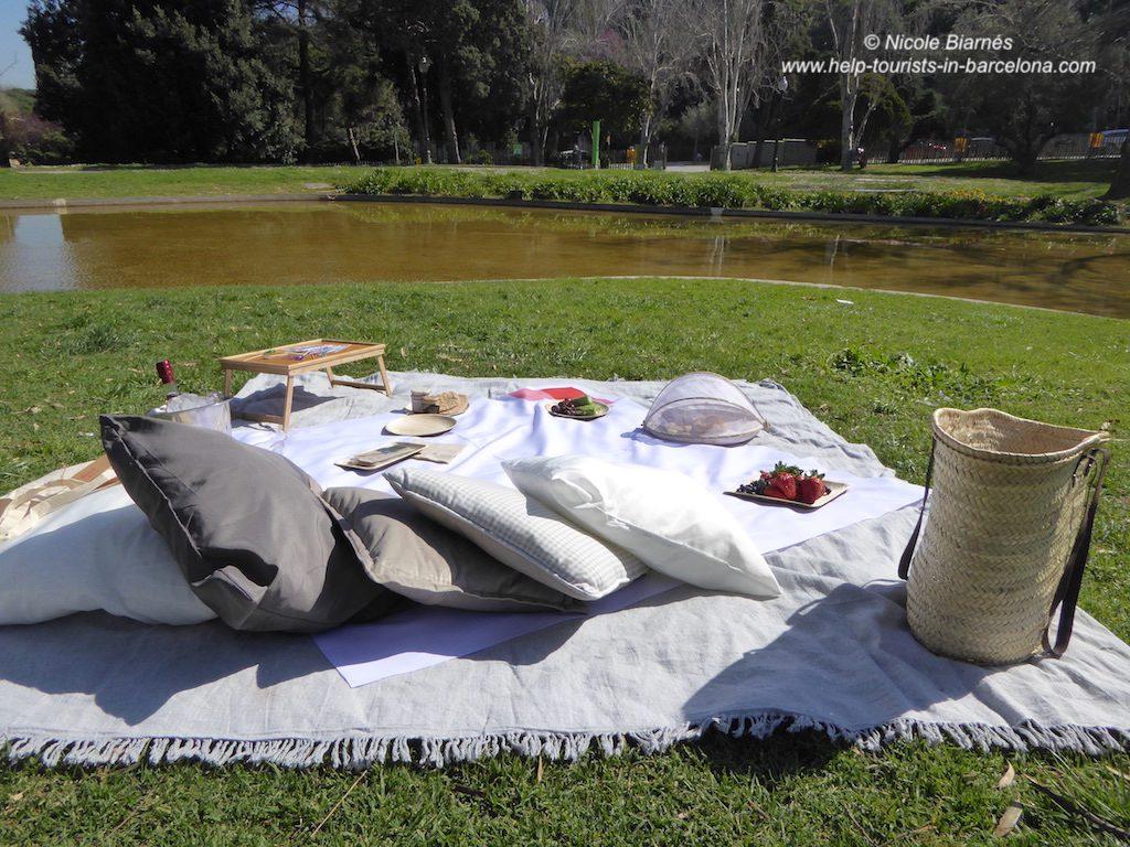 sommertipp picknick barcelona